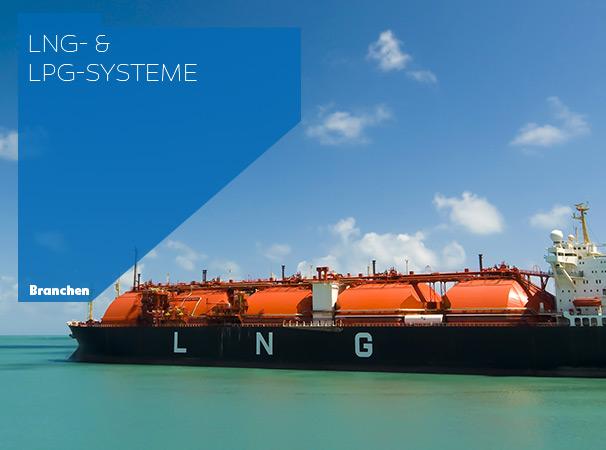 LNG- & LPG-Systeme