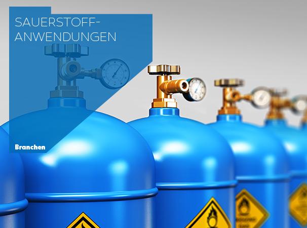 Sauerstoffanwendungen