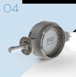 Quadax®- Einschweißversion